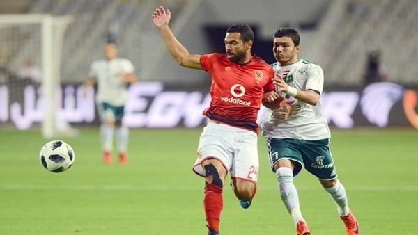مشاهدة مباراة الأهلي والمصري بث مباشر