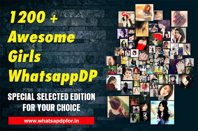Awesome profile pic for girl | stylish dp for gilrs | Cute girls pics for dp | Girls whatsapp dp | Awesome dp for girls
