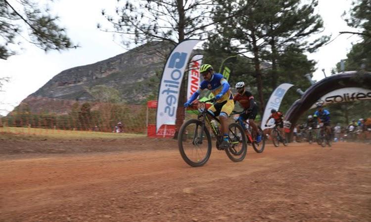Competição de ciclismo marca retomada do turismo esportivo em Mucugê