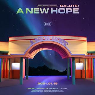 AB6IX (에이비식스) SALUTE: A NEW HOPE