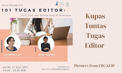 Kupas Tuntas Tugas Editor