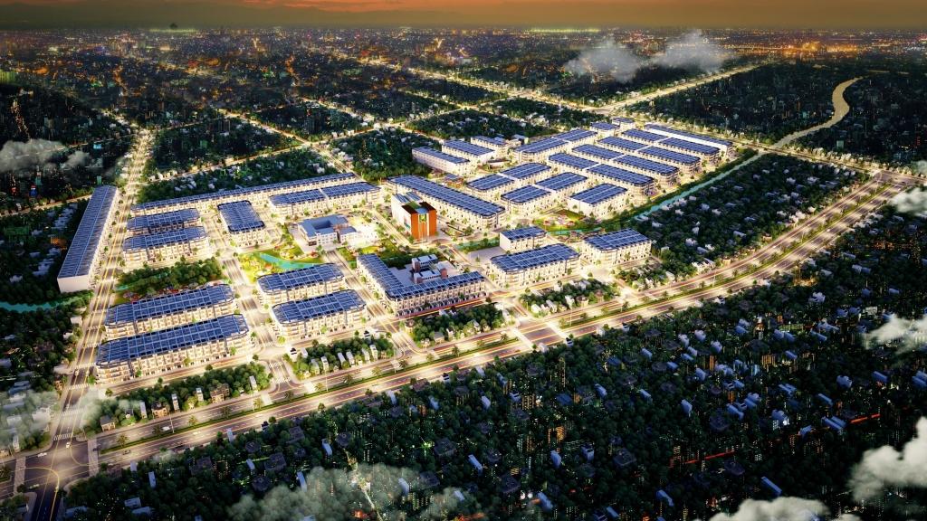 Dự án Long Cang Riverpark