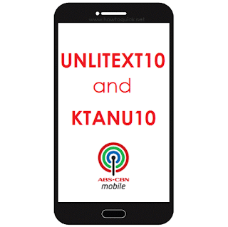 ABS CBN Mobile Unli text Promo