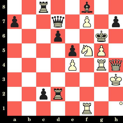 Les Blancs jouent et matent en 4 coups - Adolf Anderssen vs NN, Berlin, 1866