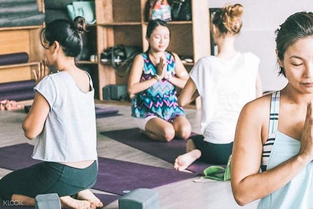 Online Yoga Class Manila Philippines