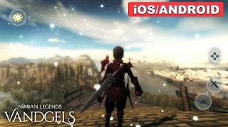 Nimian Legends: Vandgels Apk Terbaru