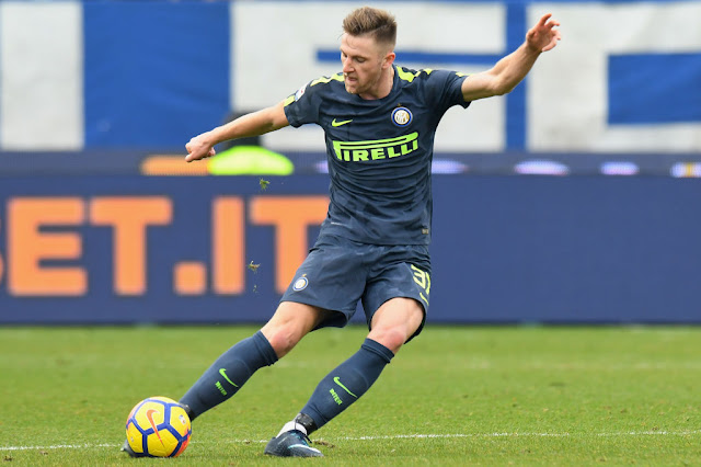 Inter Milan reject Man United €65m bid for defender