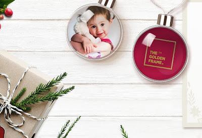 Bolas de Navidad personalizables con fotos, textos y logos