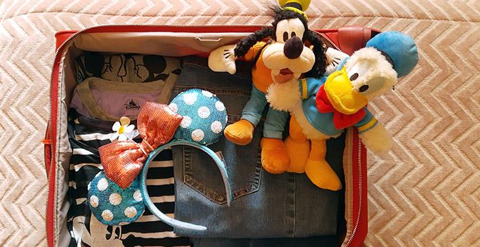 Maleta Disney