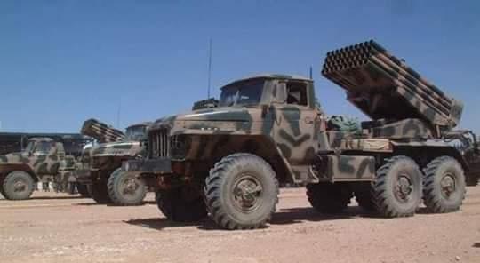 🔴 البلاغ العسكري رقم 91: الجيش الصحراوي يستهدف قوات الإحتلال في أربع قطاعات مختلفة.
