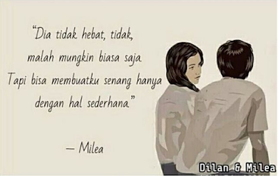 My Life My Journey: Review Novel Dilan, Dia Adalah Dilanku ...