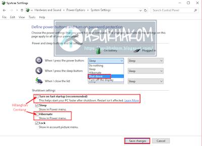 Cara Ampuh Mengatasi Windows 10 Tidak Bisa Shutdown