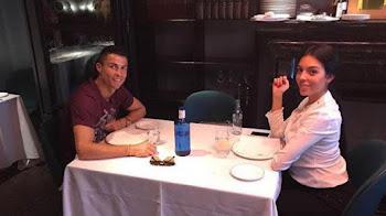كريستيانو يستعد لإعلان زفافه من  صديقته جورجينا