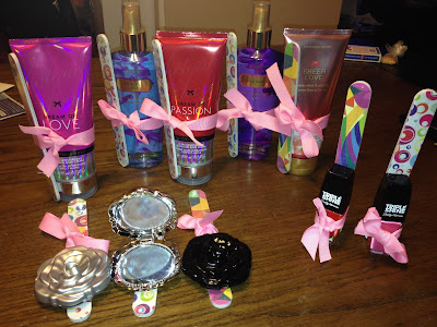 Bridal Shower Game Prizes