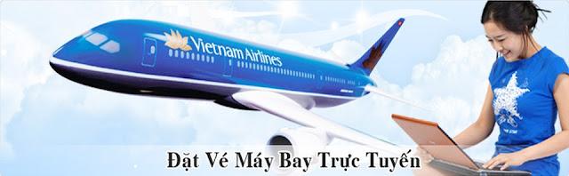 Đặt vé máy bay tết đường Hòa Bình trực tuyến