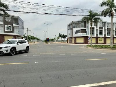 Vị trí dự án khu dân cư Lộc An