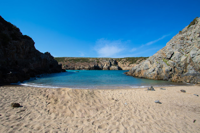 Spiaggia di Cala Lunga