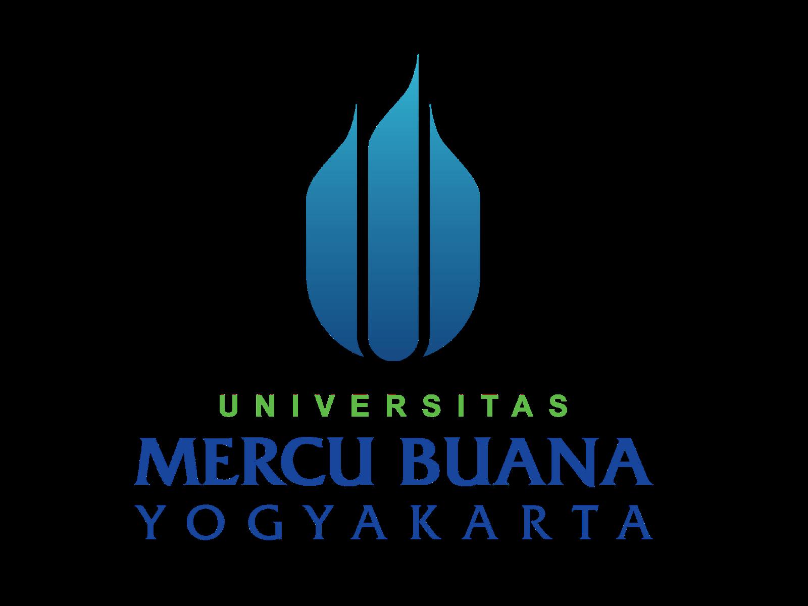 Logo Universitas Mercu Buana Yogyakarta (UMBY) Format PNG