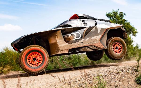 Audi RS Q e-tron: veículo híbrido elétrico competirá no Rally Dakar em 2022