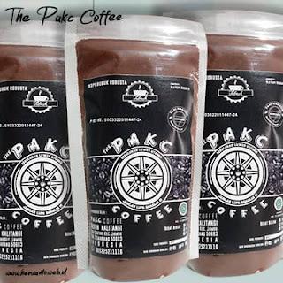 gambar bubuk kopi robusta tubruk
