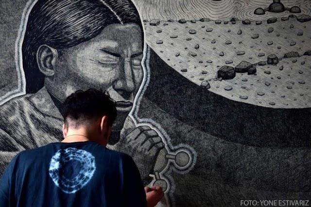 El muralismo como herramienta social y como fuente de trabajo