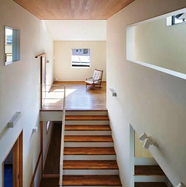 Gambar Rumah Split Level Minimalis Modern
