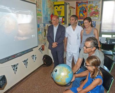 El Hospital de Sant Joan, FISABIO y la UMH investigan el procesamiento de emociones a nivel cerebral en niños