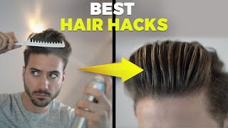 Wide Tooth Comb Best Men's Hair Hacks