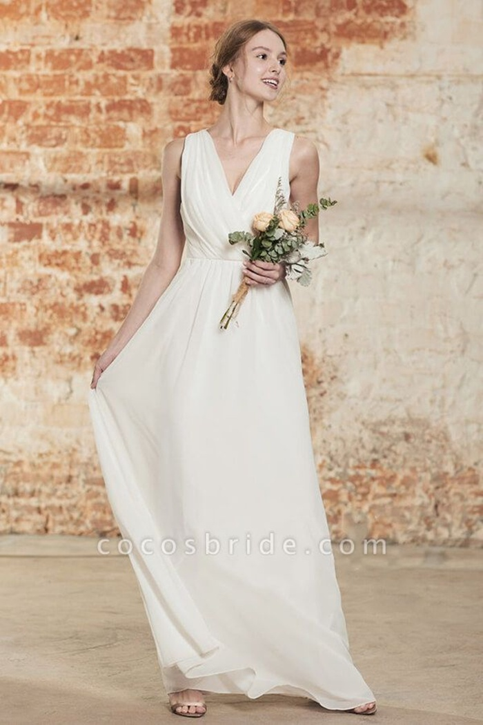https://www.cocosbride.com/elegant-ruffle-sleeveless-chiffon-wedding-dress-g54?cate_2=94