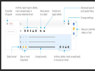 Gmail Cheat Sheet for Teachers