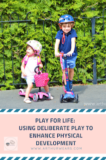 Play for life | Using deliberate play to enhance physical development