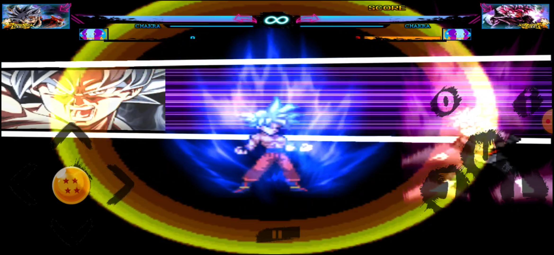 Goku Mastered Ultra Instinct Mugen Apk
