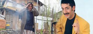 ankaralı turgut Ünlü şarkıcının kardeşi sokakta kaldı