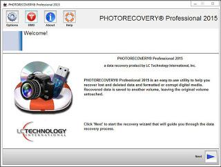 LC Technology PHOTORECOVERY 2016 Professional 5.1.4.7 Multilingual Full Keygen