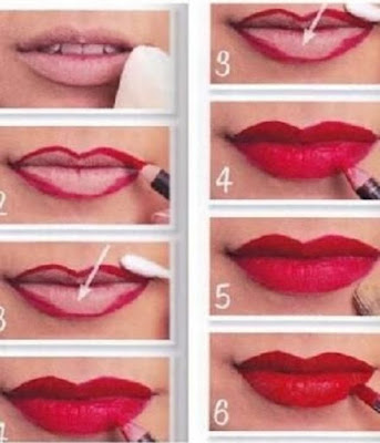How to Apply Perfect Lipstick Step by Step Guide