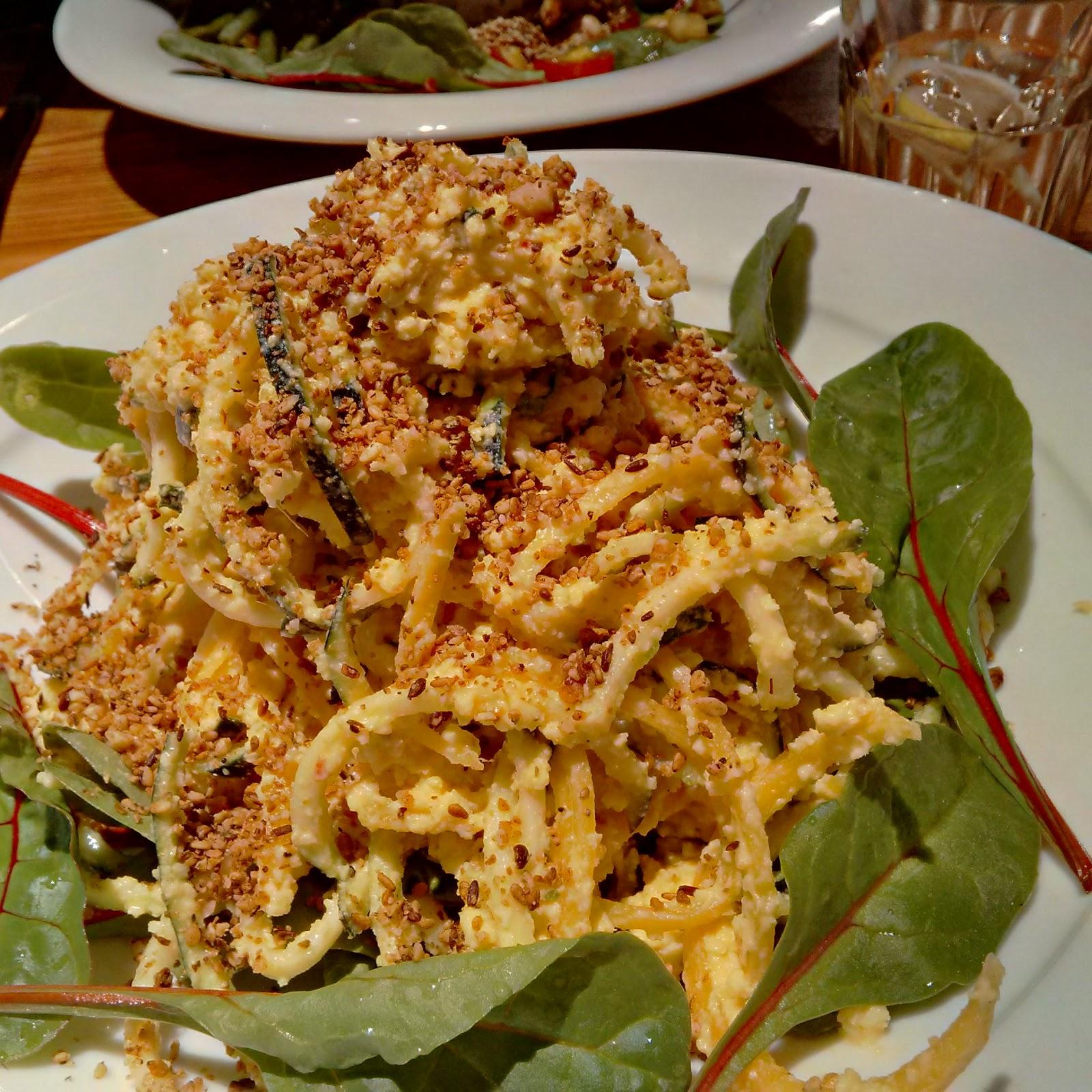 Vegan Olive's Vegan Blog: Hendersons Vegan Restaurant Thistle Street ...