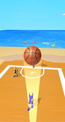 Dribble Hoops