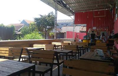 Warung kopi Balap