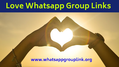 love Whatsapp group links