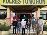 Tim Resmob Polres Tomohon Tangkap 6 Pelaku Pengeroyokan