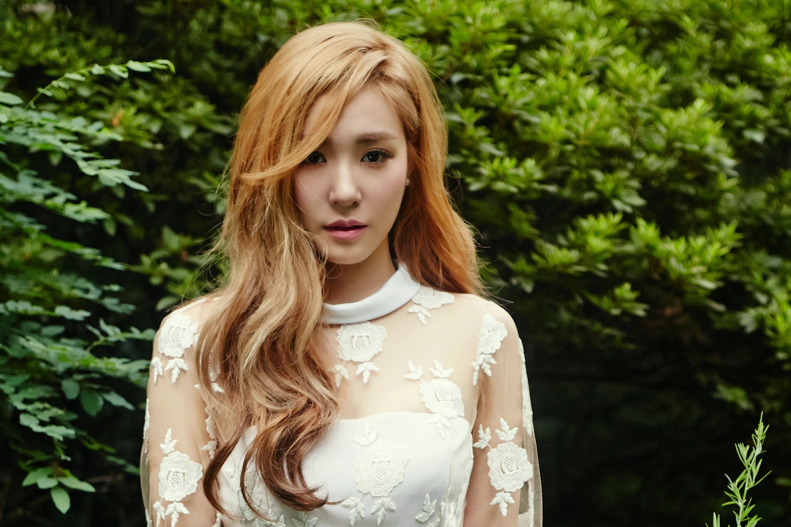 What Would You Call This Hair Color Snsd Tiffany Random Onehallyu