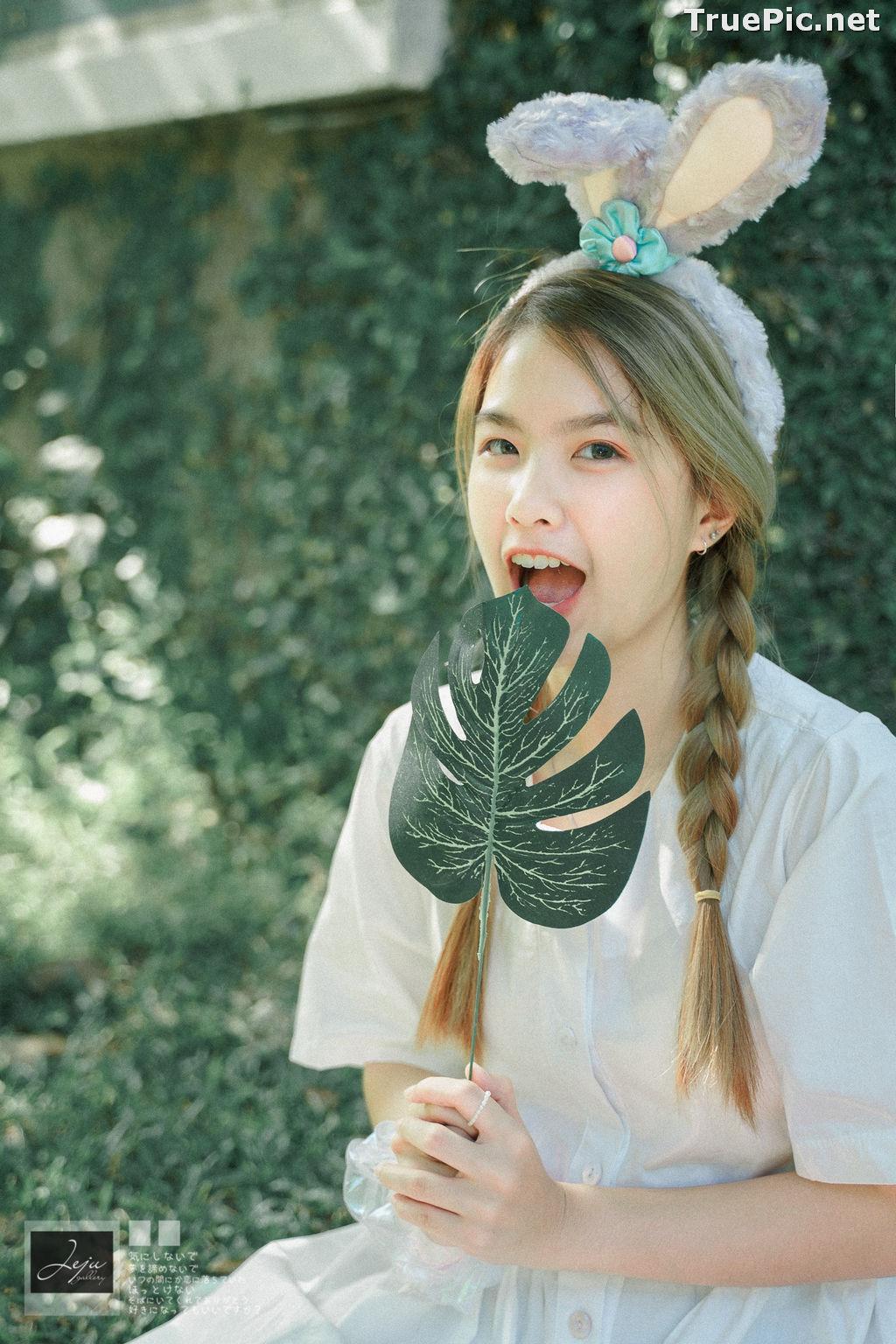 Image Thailand Cute Model - Napat Cdhg - Gam Bunny Girl - TruePic.net - Picture-8