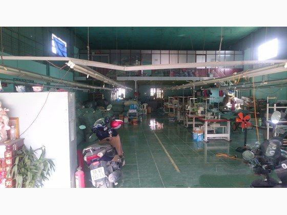Cho thuê 2 xưởng 350m2 và 600m2 đường Nguyễn Văn Quá Q12