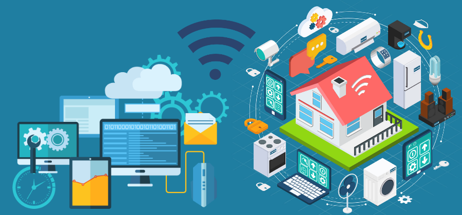 The Internet of Things Weaves Together Various Devices to Create Comfort