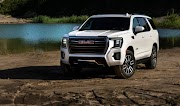 First Drive: 2021 GMC Yukon AT4