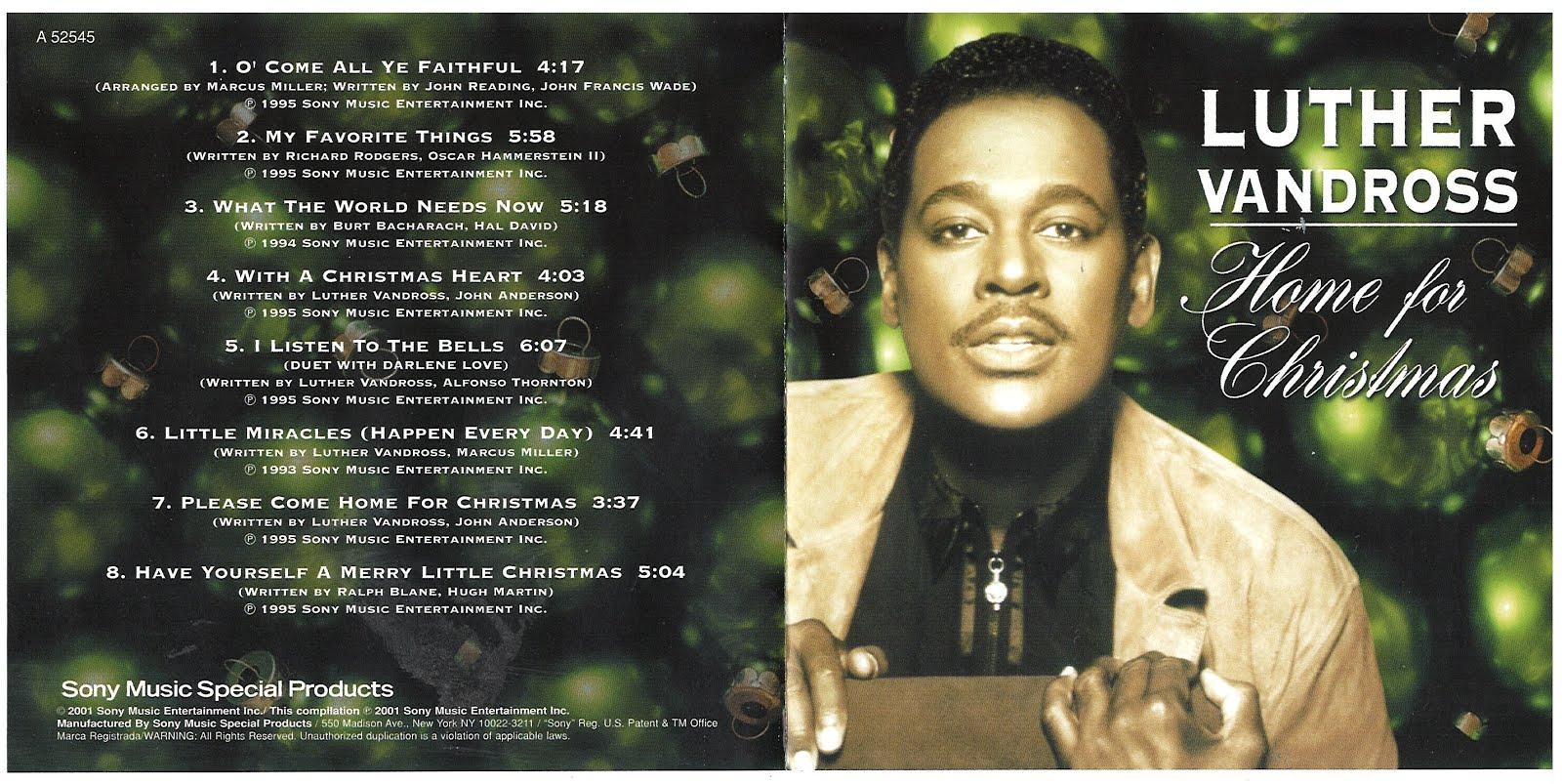 for luther vandross fans this really is a wonderful recording - Luther Vandross Christmas