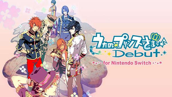 Debut Uta no Prince-sama Diluncurkan pada Switch bulan Februari 2021