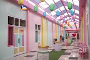 Inovasi Baru RS Bhayangkara Bojonegoro, Luncurkan Ruangan Pelangi Khusus Pasien Covid-19