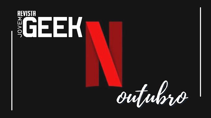 Netflix | Novidades mês de outubro