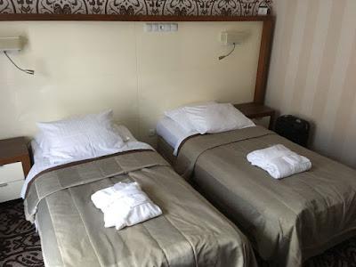 Hotel Czarny Potok, Krynica Zdrój, pokój dwuosobowy